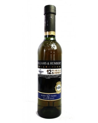 Williams and Humbert 12 Year Old Oloroso 37.5cl