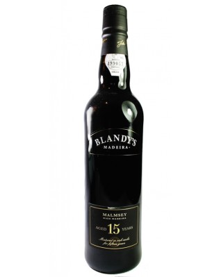 Blandy's 15 Year Old Malmsey - 50cl