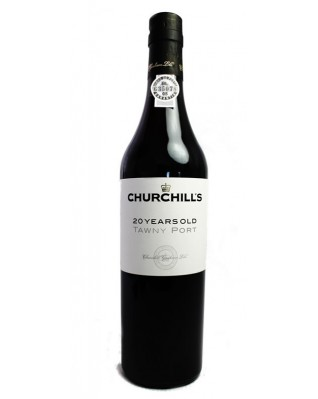 Churchill's 20 Year Old Tawny Port 50cl