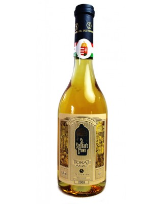 Tokaji Aszu 5 Puttonyos, St Stephen's Crown 50cl