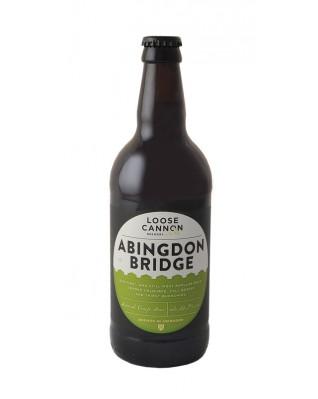 Case of 12 x Abingdon Bridge, Loose Cannon Brewery