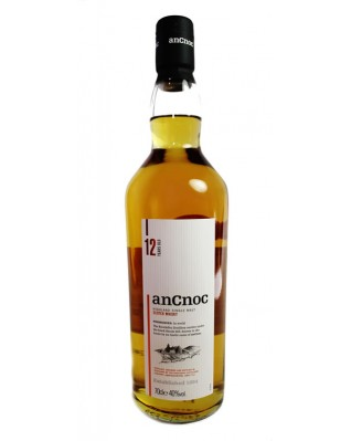 An Cnoc 12 Year Old, Distillery Bottled