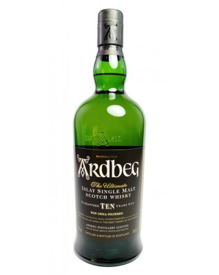 Ardbeg 10 Year Old, Distillery Bottled