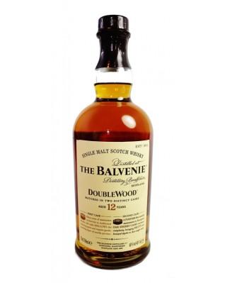 Balvenie Doublewood 12 Year Old, Distillery Bottled