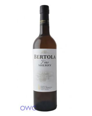 Bertola Fino, Bodegas Diez Merito