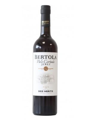 Bertola Palo Cortado, Bodegas Diez Merito