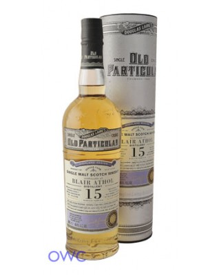 Blair Athol 15 Year Old 2002 - Old Particular