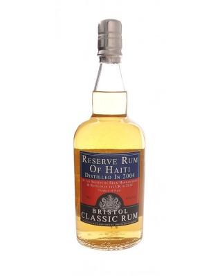 Bristol Classic Rums - 2004 Reserve of Haiti