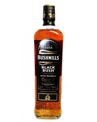 Bushmills Black Bush, Distillery Bottled