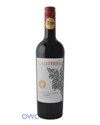Caliterra Cabernet Sauvignon Reserve, Estate Grown, Colchagua Valley