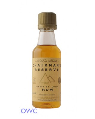 Chairman's Reserve Rum - Miniature