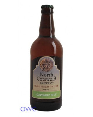 Case of 12 x Cotswold Best, North Cotswold Brewery