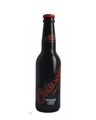 Case of 12 x Cotswold Premium Lager