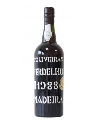 D'Oliveiras Madeira, Verdelho Colheita