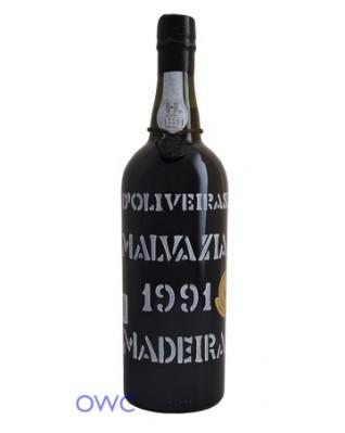 D'Oliveiras Madeira, Malvasia Colheita