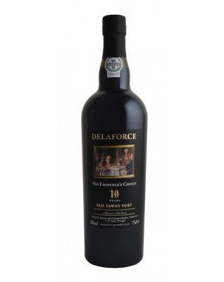 Delaforce 10 Year Old Tawny Port, His Eminence's Choice