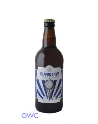 Case of 12 x Dreaming Spires Golden Ale, Oxford Inspired