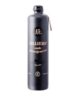 Filliers 15 Year Old Genever - Stone Bottle