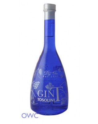 Gin T, Camel Distillery Tosolini
