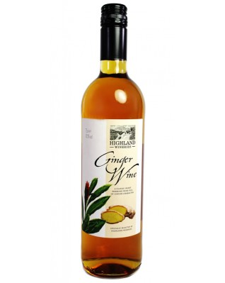 Ginger Wine, Highland Wineries