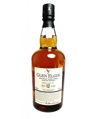 Glen Elgin 12 Year Old, Distillery Bottled