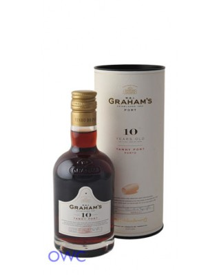 Graham's 10 Year Old Tawny Port (Tubed) 20cl