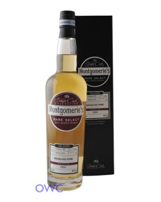 Highland Park 21 Year Old - Montgomerie's Single Cask Selection