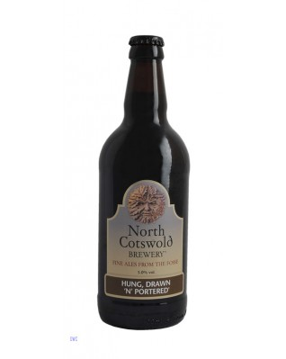 Case of 12 x Hung Drawn 'n' Portered, North Cotswold Brewery