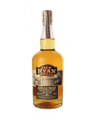 Jack Ryan 12 Year Old, Irish Single Malt