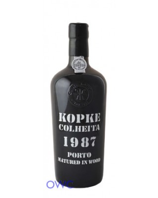 Kopke Colheita Port 1987