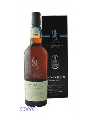 Lagavulin Distillers Edition, Distillery Bottled