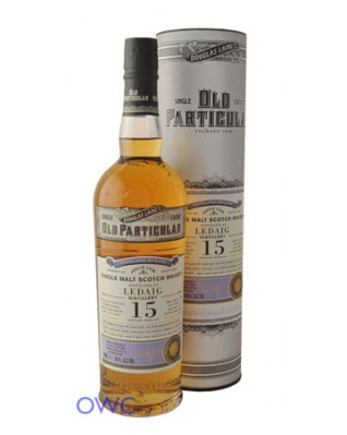 Ledaig 15 Year Old 2001 - Old Particular