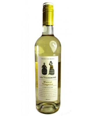 Les Vignerons Muscat Viognier, Languedoc