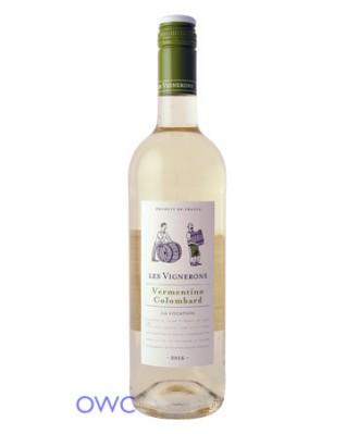 Les Vignerons Vermentino Colombard, Languedoc