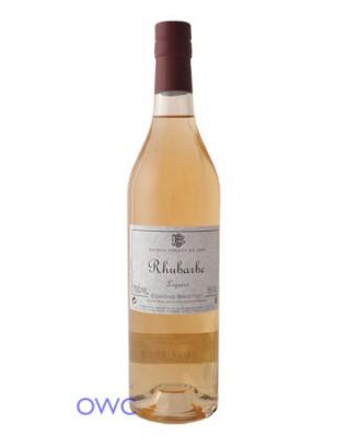 Liqueur de Rhubarbe, Edmond Briottet