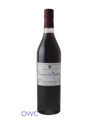 Liqueur de Violette, Edmond Briottet