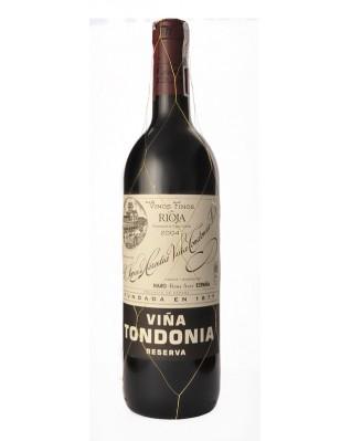 Vina Tondonia Lopez de Heredia Rioja Reserva