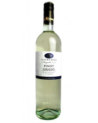 Matra Hill Pinot Grigio, Nagyréde Estate