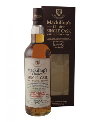Mortlach Sherry Wood 23 Year Old - Mackillop's Choice
