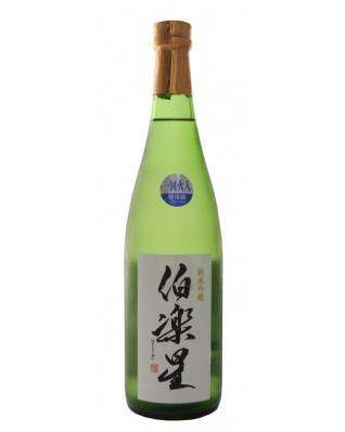 Niizawa - Hakurakusei Junmai Ginjo Sake