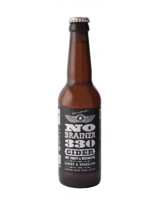 No Brainer Cider 33cl