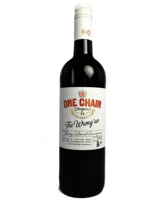 One Chain 'The Wrong Un' Shiraz/ Cabernet, South Australia