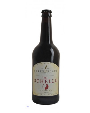 Case of 12 x Othello Ruby Ale, Shakespeare Brewing Co.