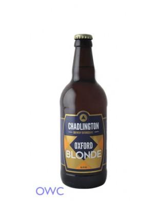Case of 12 x Oxford Blonde, Chadlington Brewery