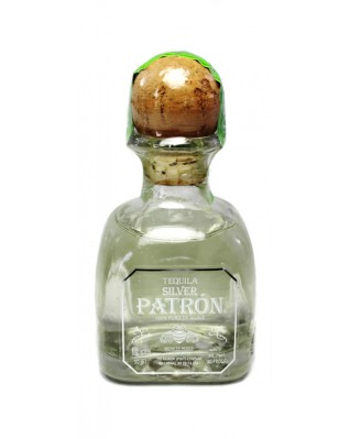Patron Silver Tequila - Miniature