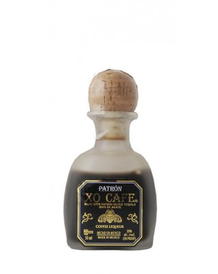 Patron XO Cafe Tequila - Miniature