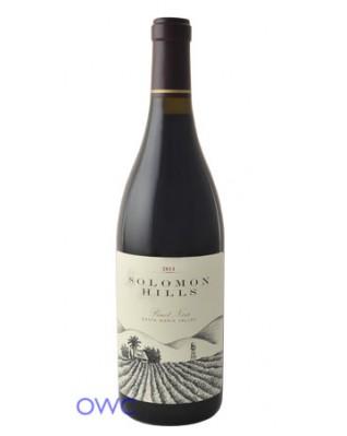 Solomon Hills Pinot Noir, Santa Maria Valley