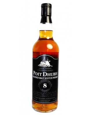 Poit Dhubh 8 Year Old, Gaelic Malt Company