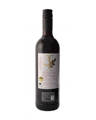 Poterion Fairtrade Communion Wine Red