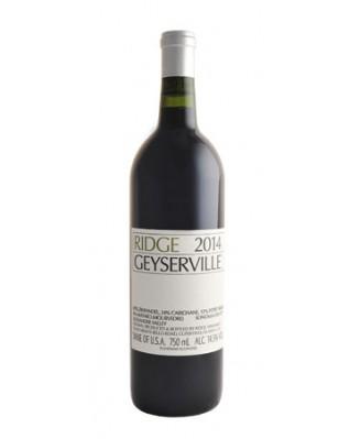 Ridge Vineyards, Geyserville, Alexander Valley, Sonoma County, California